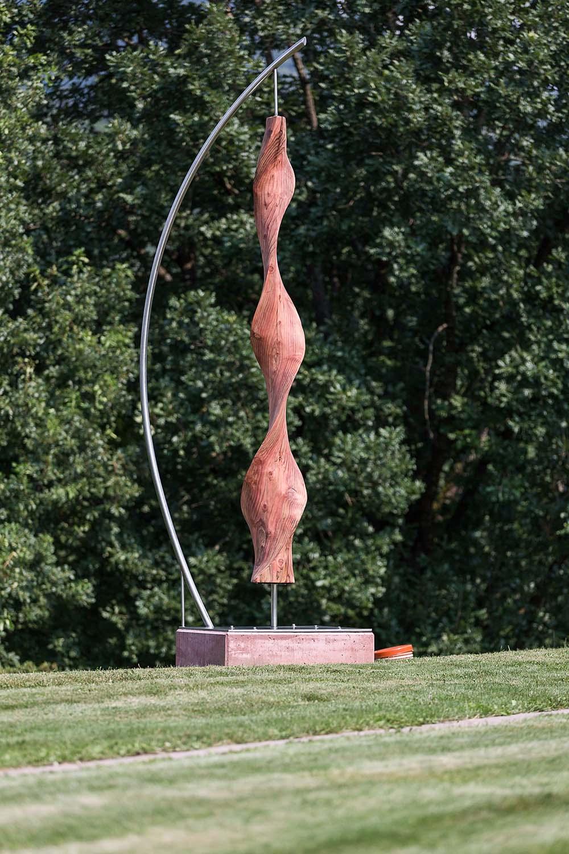 Brunnen und Skulpturen
