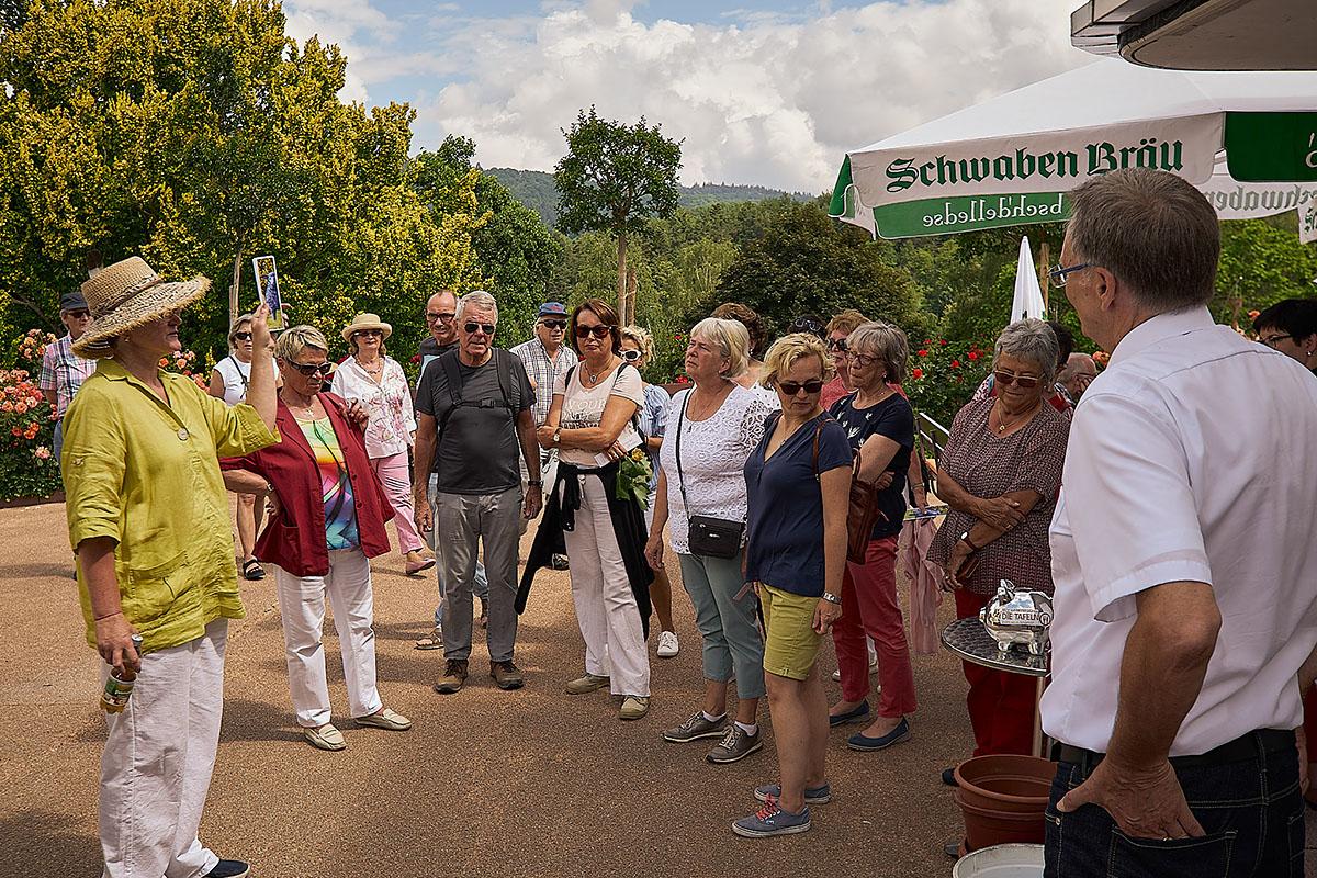 Villa Belveder Baden-Baden - Tag des offenen Gartens 2018